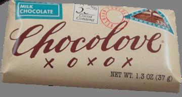 Chocolove Milk Chocolate