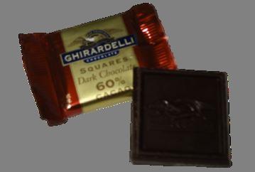 Ghirardelli Dark Chocolate